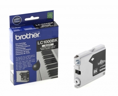 BROTHER LC1000 BK