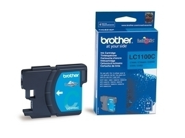 BROTHER LC1100 Ciano